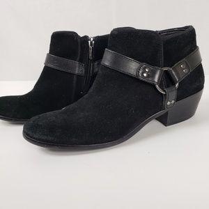Sam Edelman Shoes - Sam Edelman Phoenix Suede Harness Ankle Boots